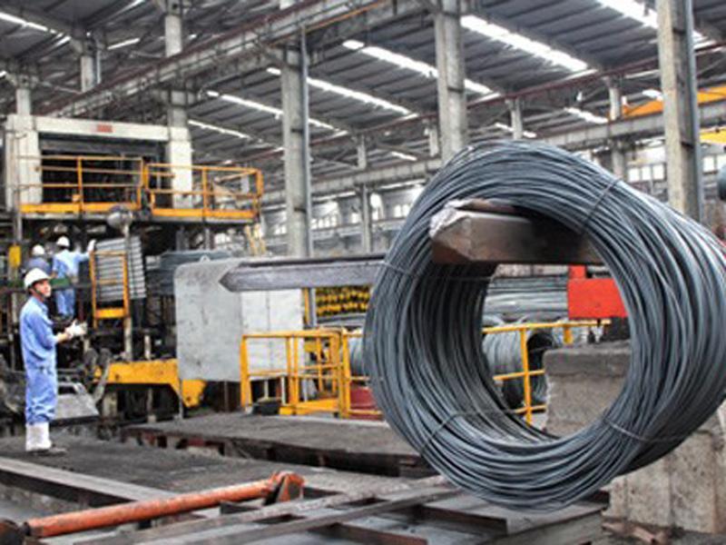 Ngành thép Việt Nam được nhiều nhà đầu tư Trung Quốc chú ý
